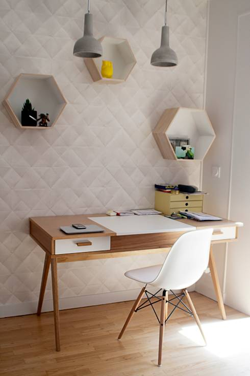 Skandinavischer stil einrichtungstipps for Deco bureau scandinave