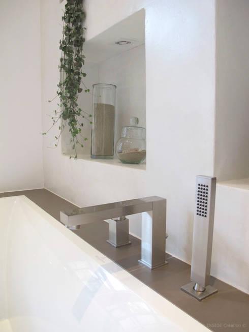Comment faire une niche dans le mur for Comment fixer une colonne de salle de bain au mur