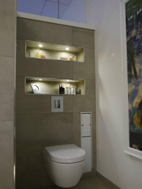 Die besten einrichtungstipps f r kleine r ume - Kleine kamer d water met toilet ...