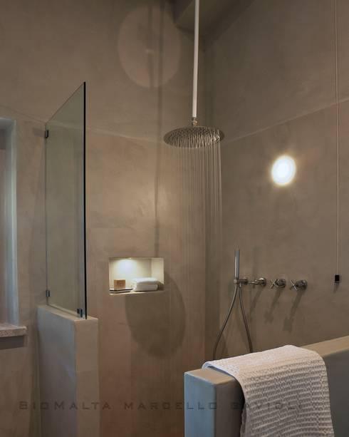 Bagno in resina 10 ottimi motivi per sceglierne uno - Pareti doccia in resina ...