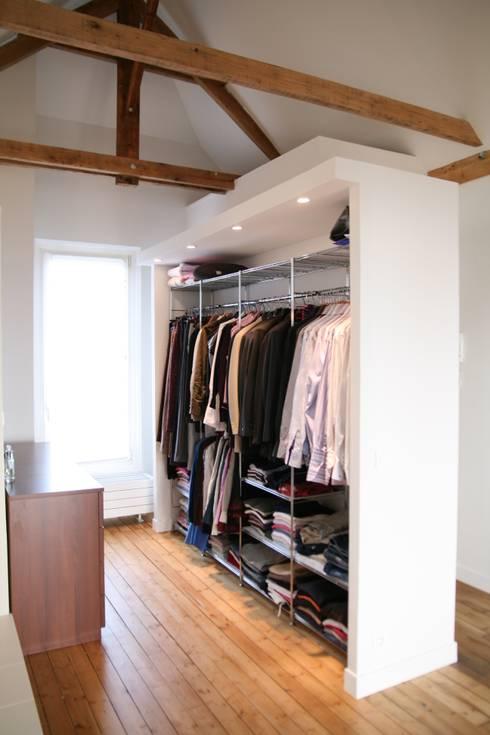 7 ideas para organizar tu cl set eficazmente. Black Bedroom Furniture Sets. Home Design Ideas