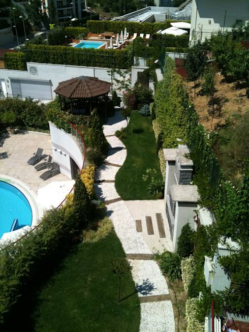 Bahce Tasarim style gardens