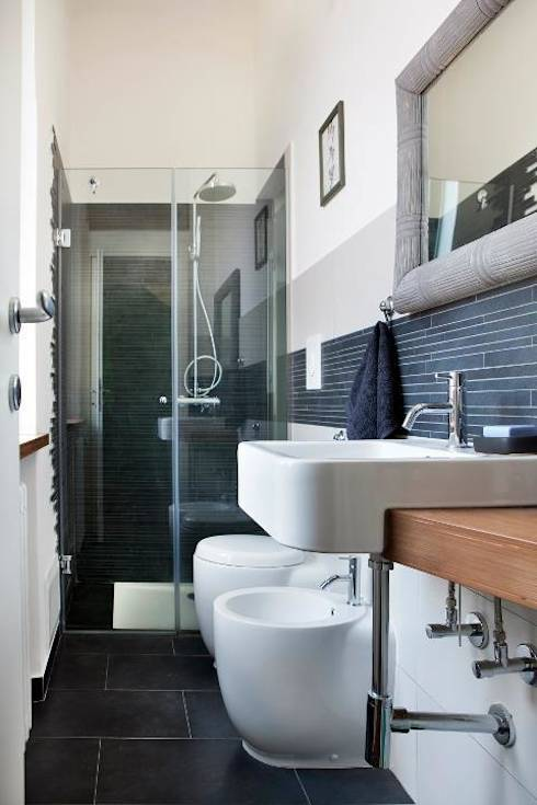 Come ricavare un bagno nella camera da letto - Creare un bagno ...