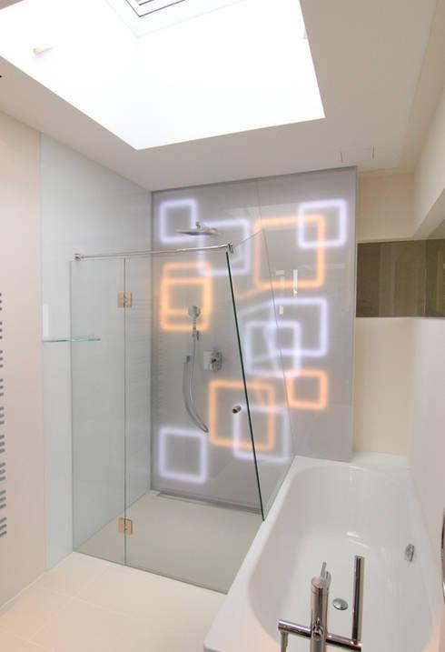 so macht ihr aus einem alten dachboden ein tolles bad. Black Bedroom Furniture Sets. Home Design Ideas