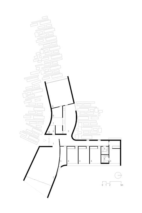 translation missing: us.style.household.modern Household by 100 Planos Arquitectura Lda