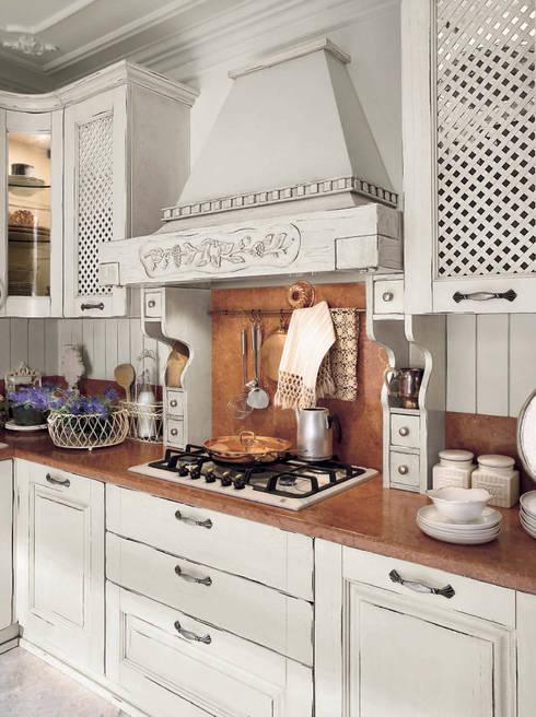 52 foto in stile rustico che vi sveleranno i trucchi per ogni stanza - Cucina stile rustico ...