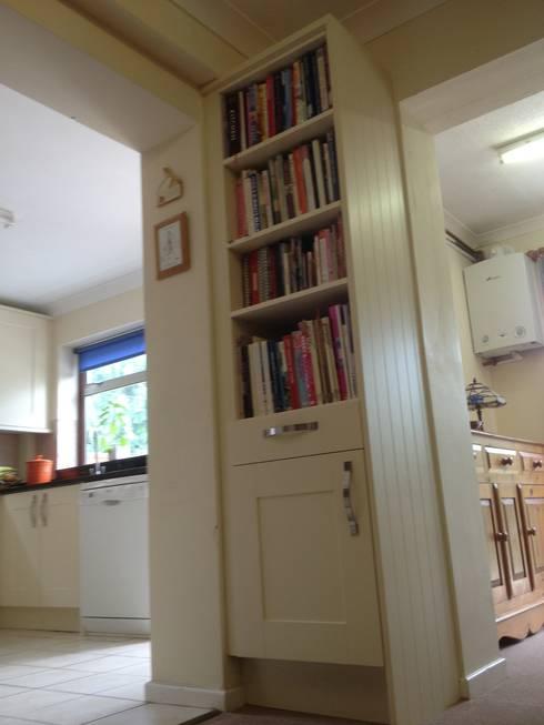 ranger ses livres de cuisine. Black Bedroom Furniture Sets. Home Design Ideas