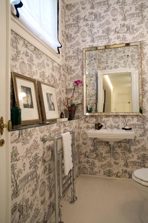 Rinnovare il bagno con un prima e dopo da shock - Rinnovare il bagno ...