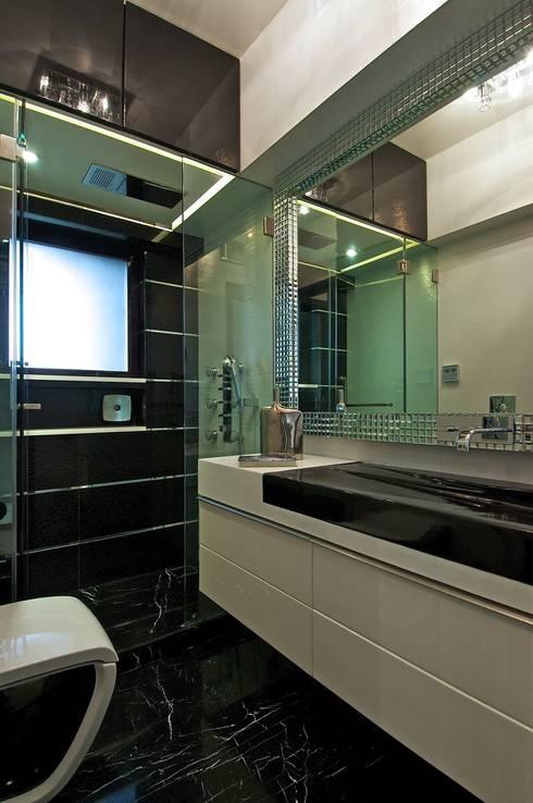 De 10 mooiste kleine badkamers - Klein design badkuip ...