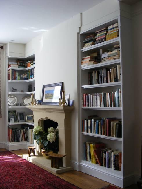 작은 집을 위한 혁신적인 수납공간 아이디어