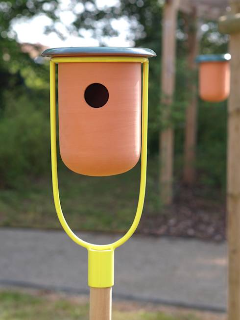 4 Astuces Afin D Installer Un Nichoir Dans Son Jardin