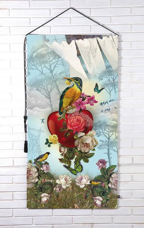 Comment cr er son propre linge de maison - Comment enlever de la tapisserie facilement ...
