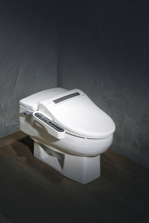 10 modern toilet designs - Japanese bathrooms gadgets and practical sense ...