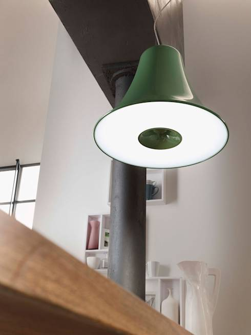 9 lampadari per la cucina davvero irresistibili - Lampadari x cucina ...