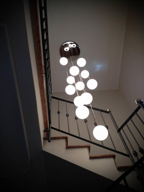 Arredo e luce illuminazione per la casa - Lampade per scale ...
