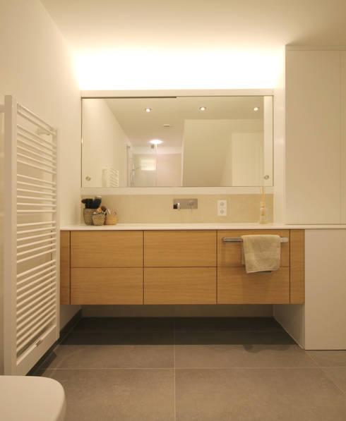 Kleine badezimmer geschickt einrichten - Waschbecken kleines badezimmer ...