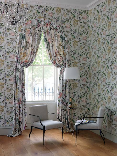 Sugest es de cortinas e cortinados para a sala - Cortinados modernos ...