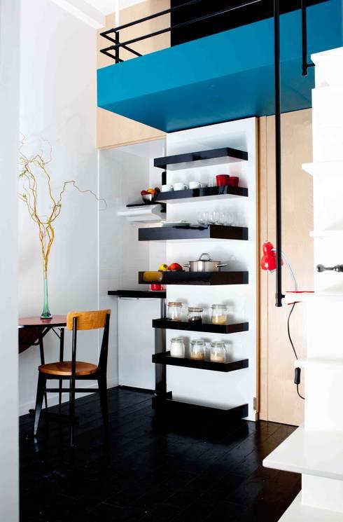 pomys y na przechowywanie w kuchni. Black Bedroom Furniture Sets. Home Design Ideas