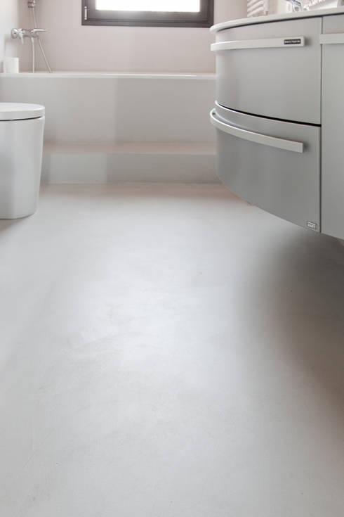 Bagno in resina 10 ottimi motivi per sceglierne uno - Resina pareti bagno ...