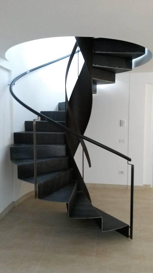 Una scala a chiocciola per ogni stile e ogni casa!