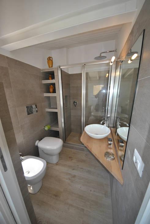 37 foto di bagni moderni piccoli ma spettacolari - Piccoli bagni moderni ...