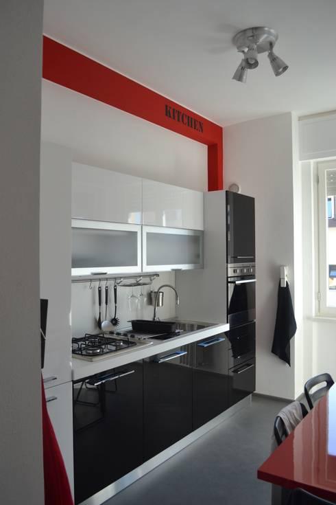 6 cucine piccole tra 20 e 9 mq - Sala cucina 25 mq ...