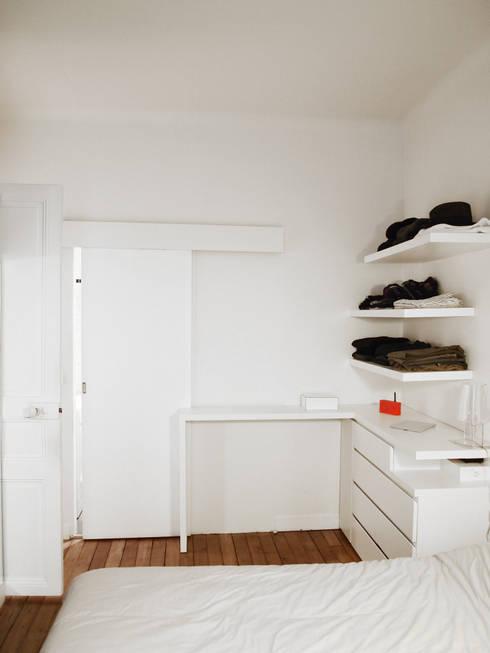 comment amenager un dressing inspiring home design ideas. Black Bedroom Furniture Sets. Home Design Ideas