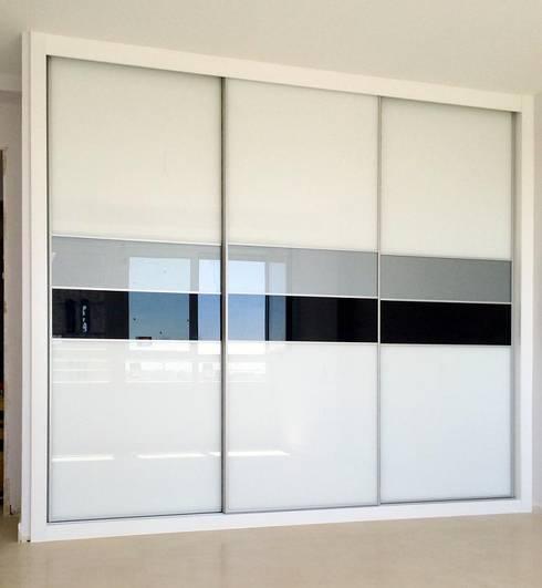 Puertas para armarios empotrados un lienzo en blanco - Puertas correderas armarios empotrados ...