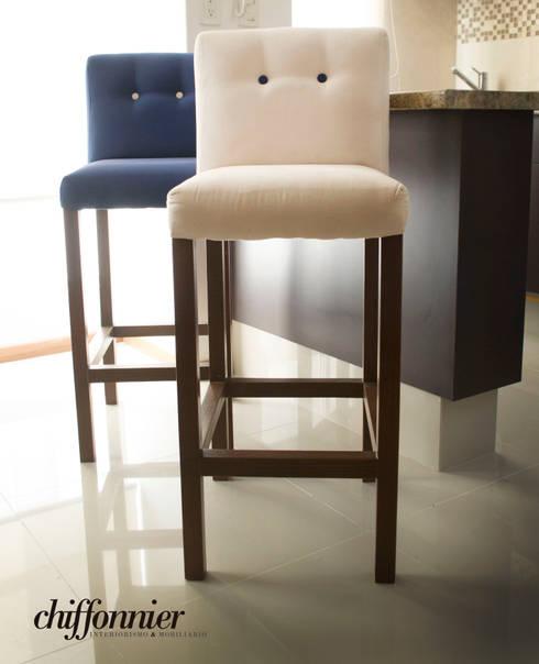 Cocina 9 fabulosos muebles para organizarla mejor - Bancos para cocina modernos ...