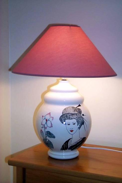 C mo iluminar tu casa al estilo asi tico 7 ideas fant sticas - Lamparas asiaticas ...