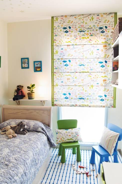Estores infantiles las cortinas para la habitaci n de los - Estores para bebes ...