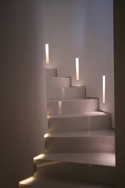 Treppenbeleuchtung 8 coole ideen for Lighting for interior design malcolm innes