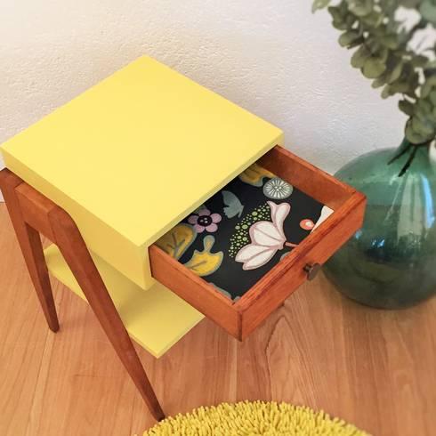 10 r volutions design pour la table de chevet. Black Bedroom Furniture Sets. Home Design Ideas
