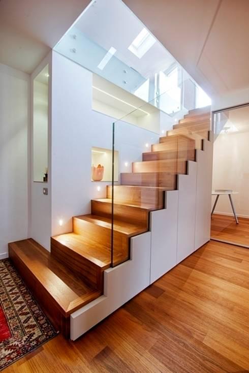 6 transformer votre cage d 39 escalier - Comment fermer un escalier ...