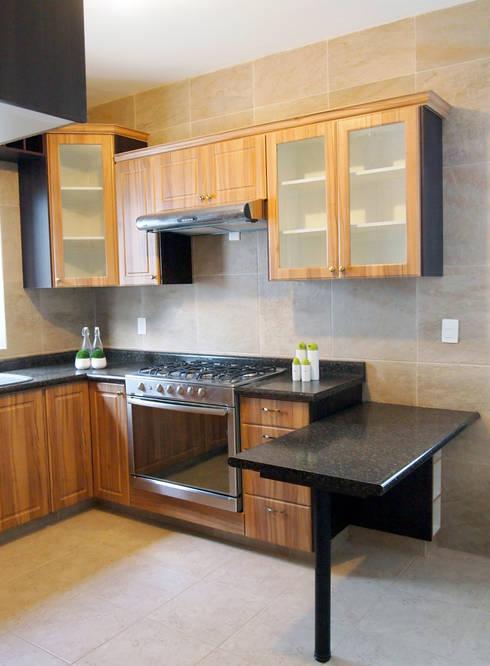 20 cocina modernas simples y espectaculares - Cocinas espectaculares ...