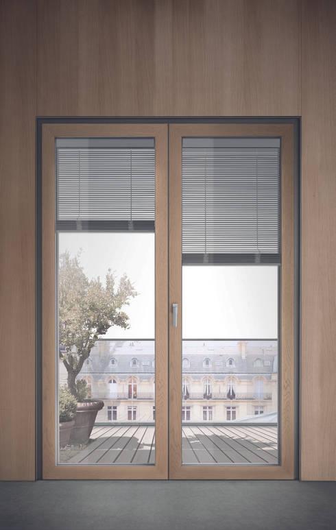 Come le tende per interni possono cambiare una casa - Tende per porte finestre ...