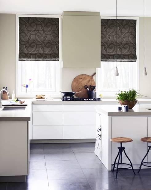 Subtiel met kleur gordijnen met liefde voor je raam - Gordijnen landelijke stijl chique ...