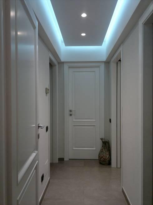 Soffitto corridoio colorato la scelta giusta variata for 30 50 design della casa