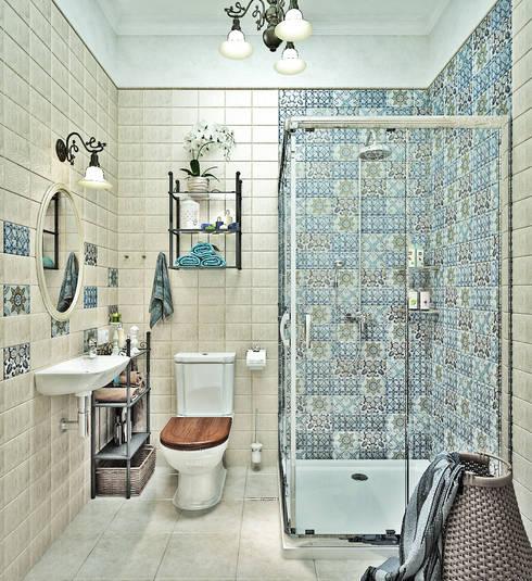 Idee Per Bagno Cieco : Cómo resolver los problemas de un baño sin ventanas