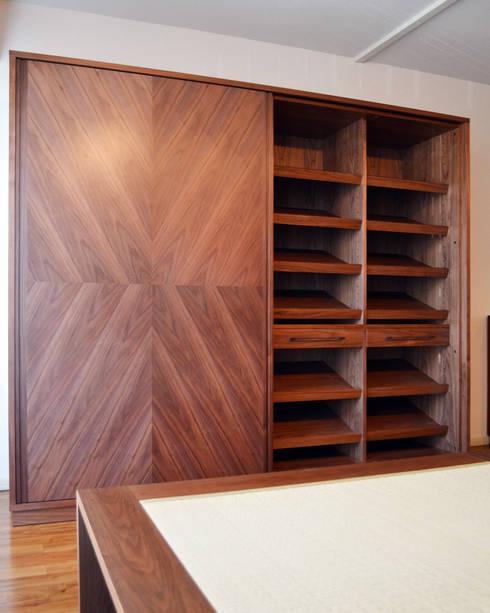 10 cl sets de madera modernos y grandiosos for Closets de madera modernos economicos