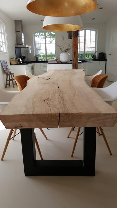 Cozinha translation missing: pt.style.cozinha.moderno por Woodlovesyou&more