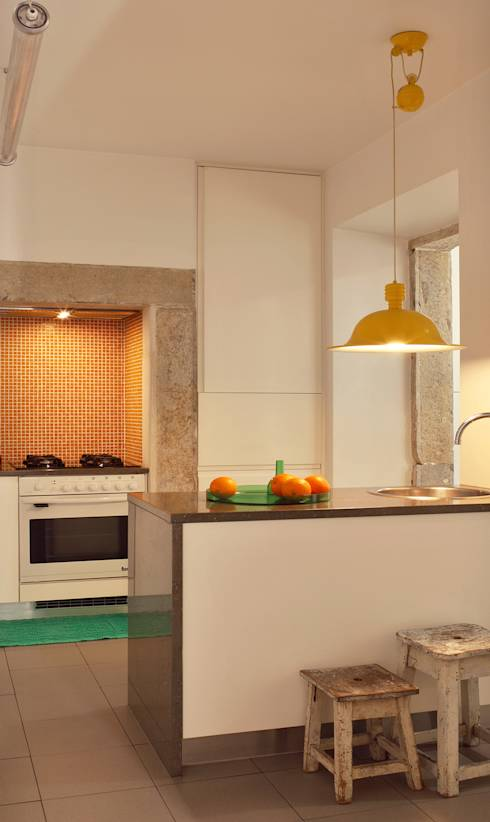 Cool Colour Ideas For Small Kitchens