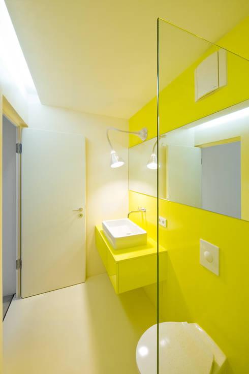 moderne maisonette in berlin mitte. Black Bedroom Furniture Sets. Home Design Ideas