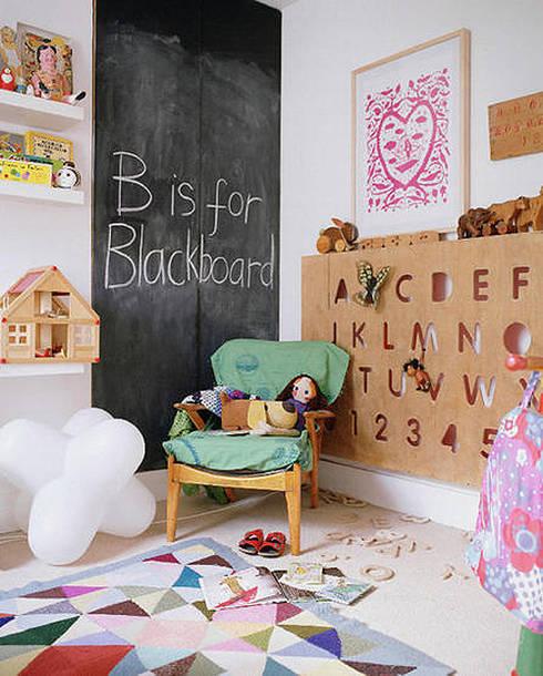 Camerette per bambini : Camera da letto in stile in stile Moderno di ...