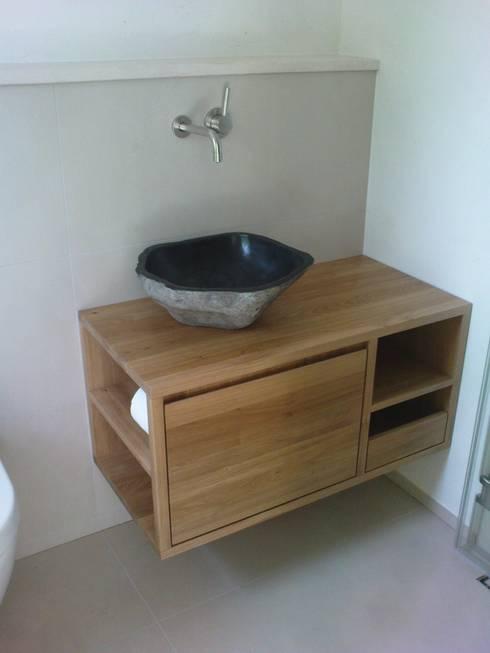 7 ideen f r ein rustikales badezimmer. Black Bedroom Furniture Sets. Home Design Ideas