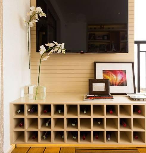 Cavas y vinotecas en casa 10 ideas sensacionales for Muebles para vinotecas
