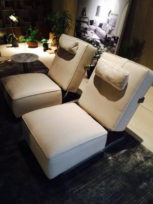 Salas modernas 10 sillones reclinables c modos y fabulosos - Mobilificio marchese ...