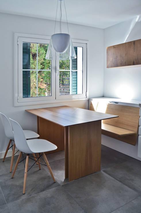 10 ideas para muebles de cocina - Banco esquinero cocina ...