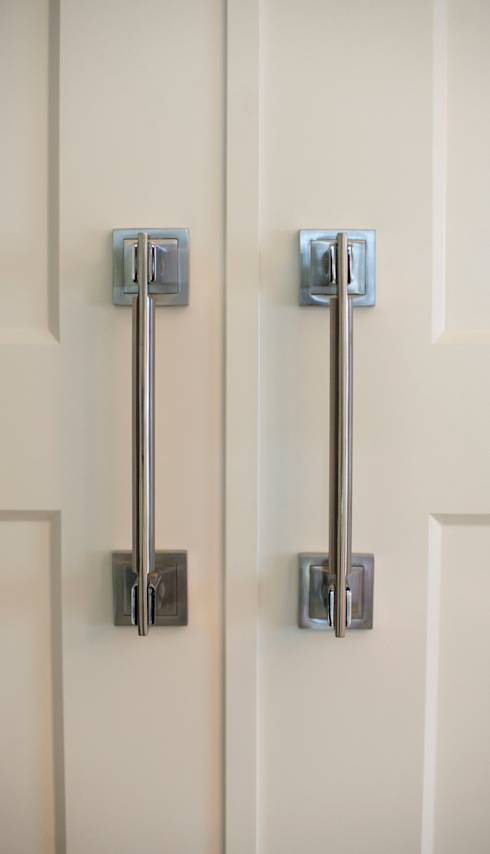 Manillas y pomos para renovar el estilo de tus puertas - Manillones puertas correderas ...