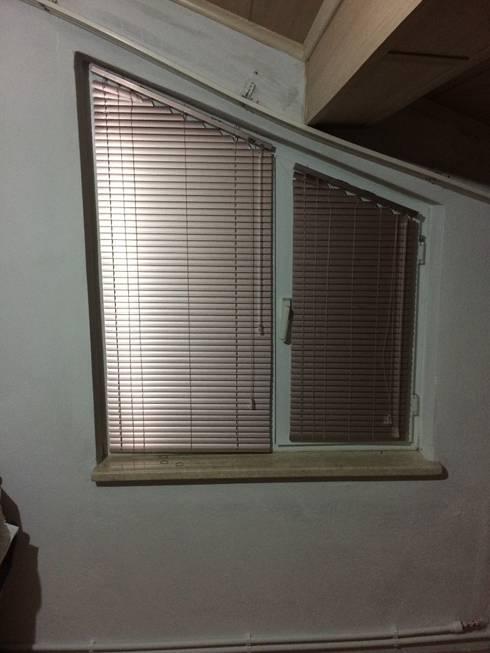 Tende veneziane per tutta la casa for Finestre a soffitto